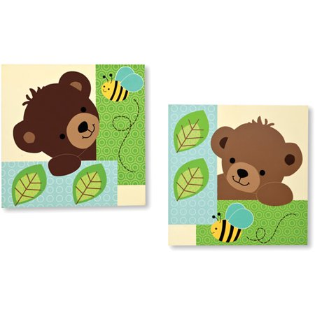 Bedtime Originals by Lambs & Ivy - Honey Bear Wall Decor