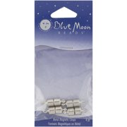 Blue Moon Value Pack Metal Clasps-Silver Magnetic #2 4/Pkg