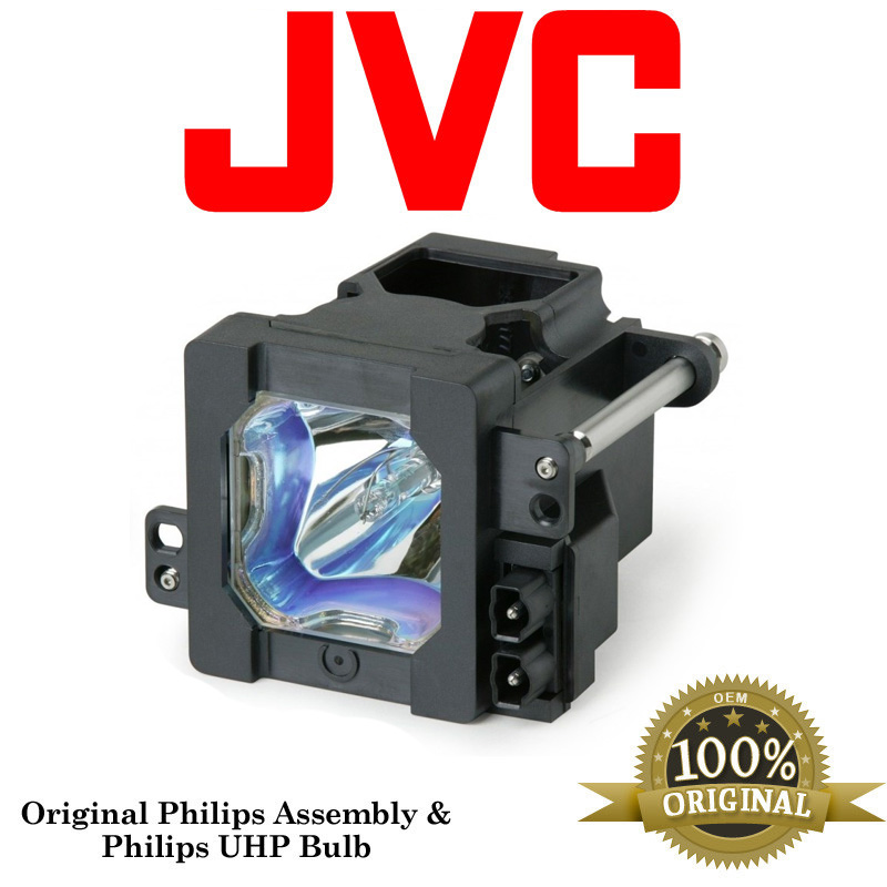JVC HD-55G456 TV Assembly Cage with Projector bulb
