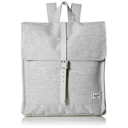 Herschel Supply Co. City Mid-volume Backpack Light Grey Crosshatch/Grey