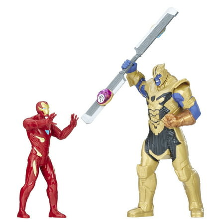 Marvel Avengers: Infinity War Iron Man vs. Thanos Battle Set - Iron Man Baby