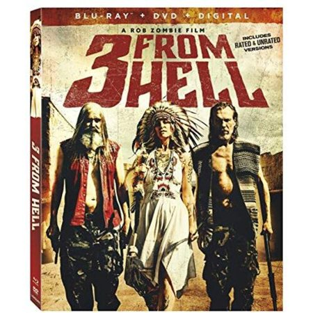 3 From Hell (Blu-ray + DVD)