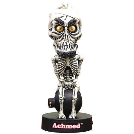 Jeff Dunham Head Knocker With Sound Achmed