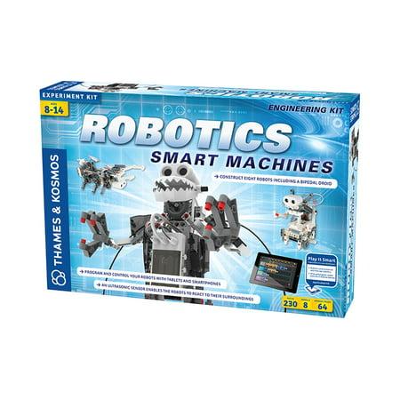 Robotics: Smart Machines](Robotics Kits For Kids)