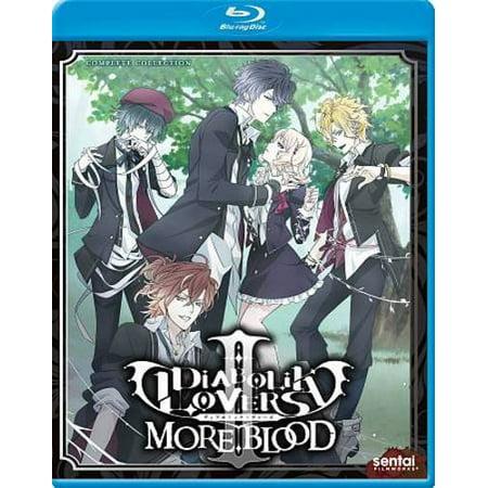 Diabolik Lovers II: More Blood [Blu-ray]](Mr Lover Lover)