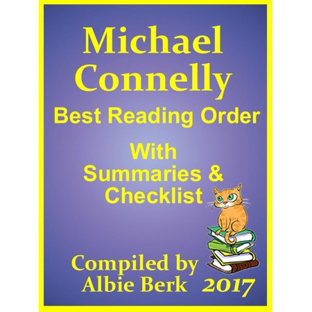 Michael Connelly: Best Reading Order - with Summaries & Checklist -