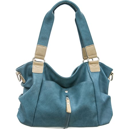 Convertible Cross Body Bag - Laurel & Sunset Jolene Cross-body Convertible Hobo Handbags