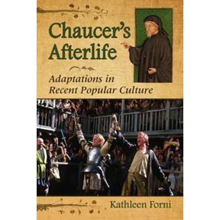 Chaucer's Afterlife - eBook
