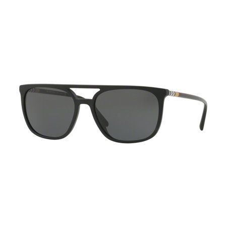 double coupon new authentic new products Burberry 4257 Sunglasses 346487 Black