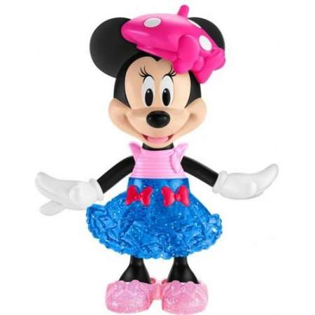 Disney Minnie Mouse Paris Chic Minnie by Fisher-Price