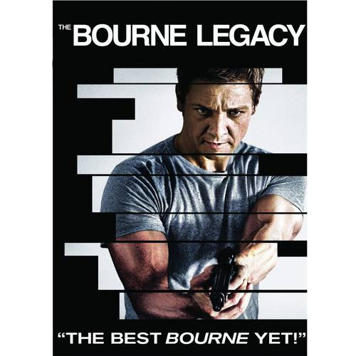The Bourne Legacy (With INSTAWATCH)