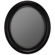 Cooper Classics Townsend Mirror, Black with Gold Highlights - 4895