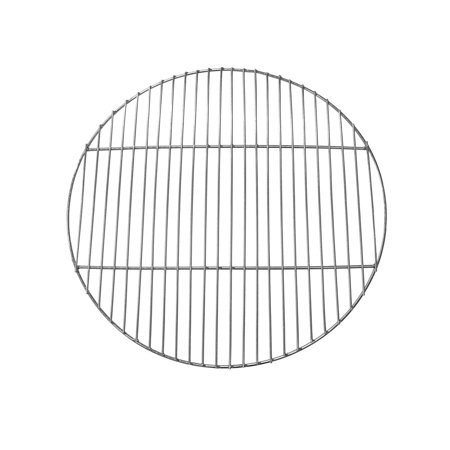 Sunnydaze Chrome Plated Cooking Grate for Grilling, 24 Inch