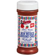 Bolner's Fiesta Brand Hot New Mexico Ground Chili, 4 oz
