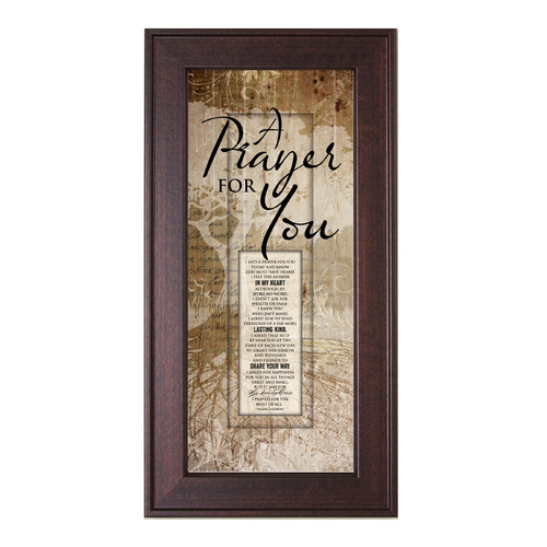 The James Lawrence Company A Prayer for You Framed Graphic Art
