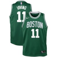 Kyrie Irving Boston Celtics Nike Youth Swingman Jersey Green - Icon Edition