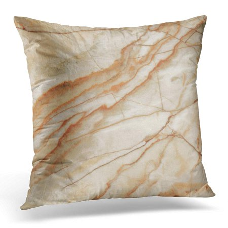 ECCOT Gray Abstract Natural Marbles and White Antique Pillowcase Pillow Cover Cushion Case 20x20 inch