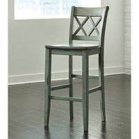 Signature Design by Ashley Mestler 30 in. Bar Stool - Set of 2