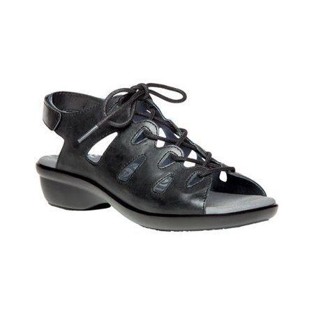 Ghillie Lace (Women's Amelia Ghillie Lace Up Sandal)