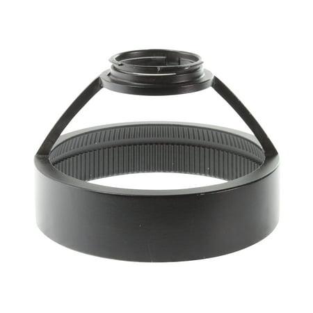 - Lightolier 8238BK Lytespan Track Lighting Par-Tech Ring Shade Accessory, Black