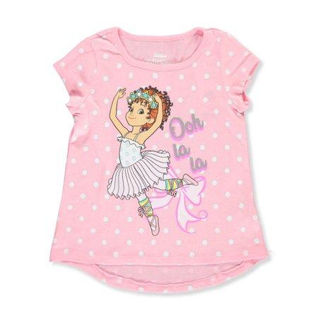 Disney Fancy Nancy Girls' T-Shirt - Disney Girls