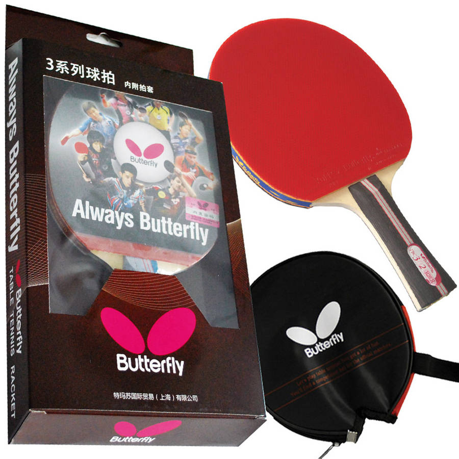 Butterfly Bty 302 FL Racket