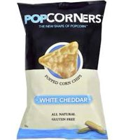 40 PACKS : Popcorners (White Cheddar, 40/1.1oz (Grab and Go Size))