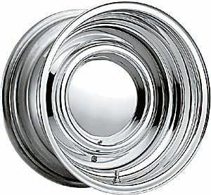 Cragar 313-5860 Chrome Smoothie Wheel Size: 15'' x 8''