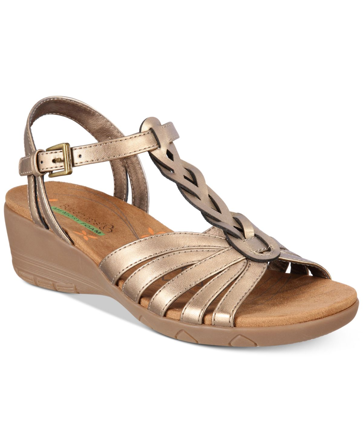 Bare Traps Honora Wedge Sandals