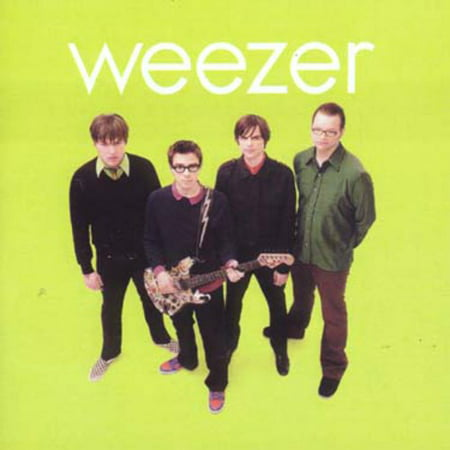 Green Album (CD) ()