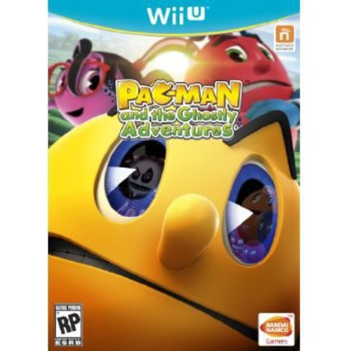 PAC-MAN and the Ghostly Adventures (Wii U)