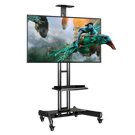 Boost Industries Universal Mobile Tv Cart Avc3265ii Tv
