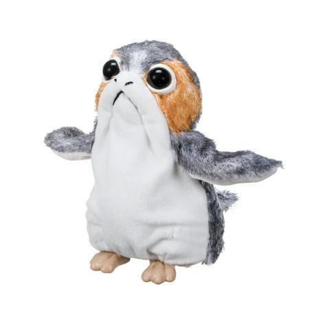 Star Wars: The Last Jedi Porg Electronic Plush](Star Wars Stuff At Walmart)