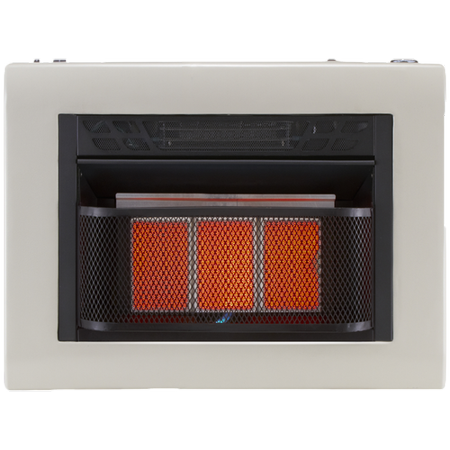 Cedar Ridge Recon Dual Fuel Infrared Heater - 3 Plaque Red Cedar Cat