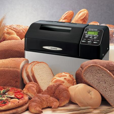 Zojirushi BB-CEC20BA Home Bakery Supreme 2lb Breadmaker, Black