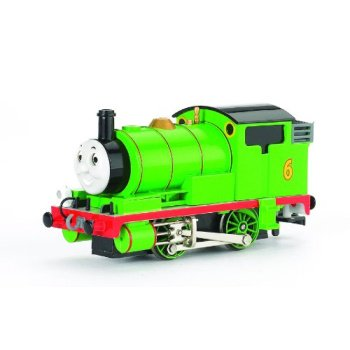 bachmann trains thomas and friends - percy the small engine with moving eyes Engine Moving Eyes