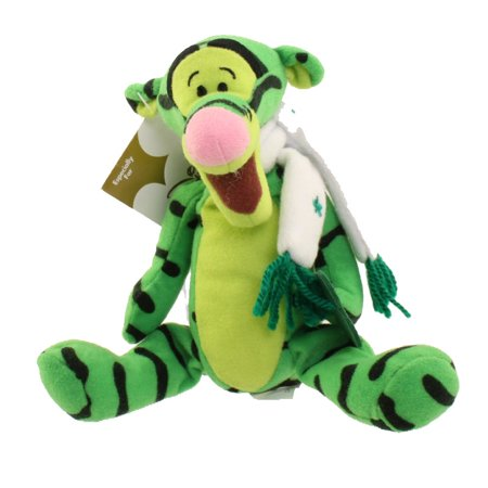 Disney Bean Bag Plush - MARCH TIGGER (Winnie the Pooh) (9 inch)