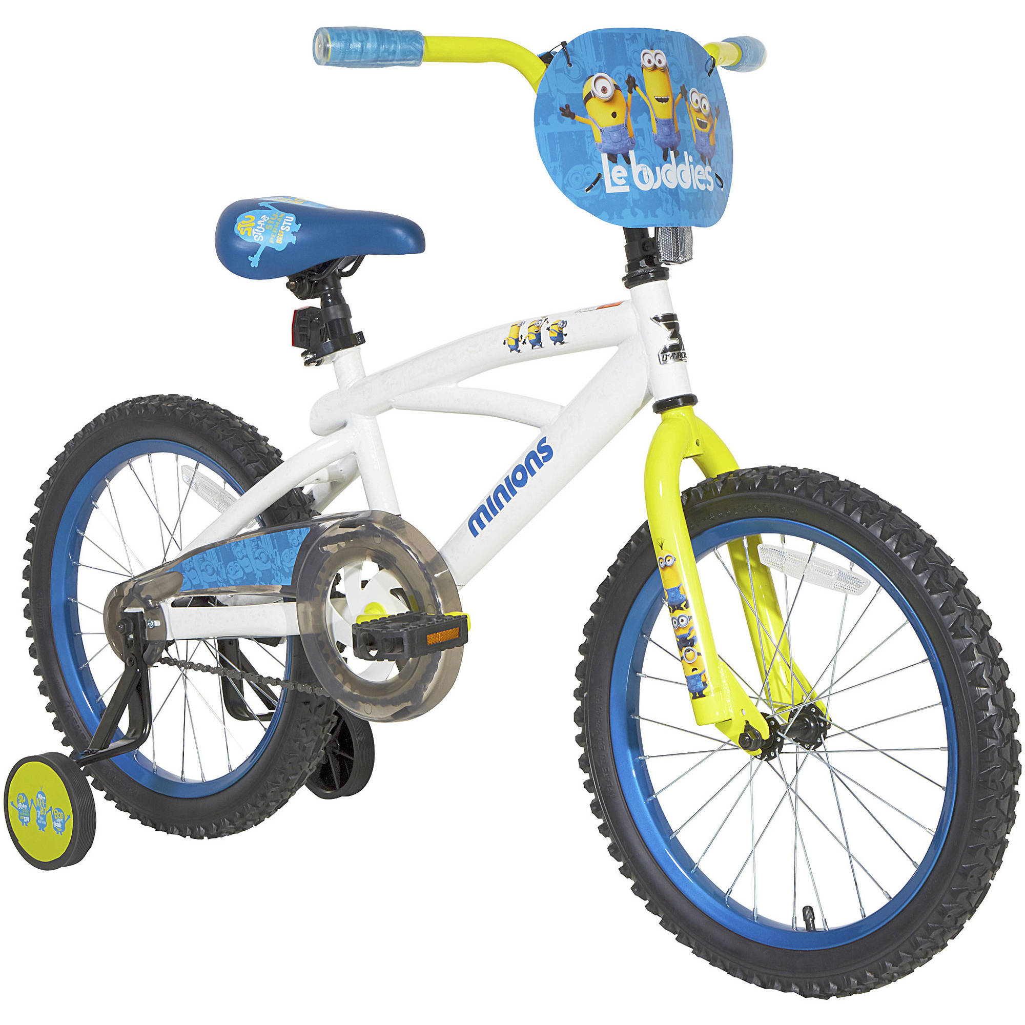 "18"" Minions Bike by Dynacraft BSC"