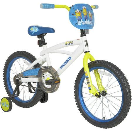 "18"" Minions Bike"