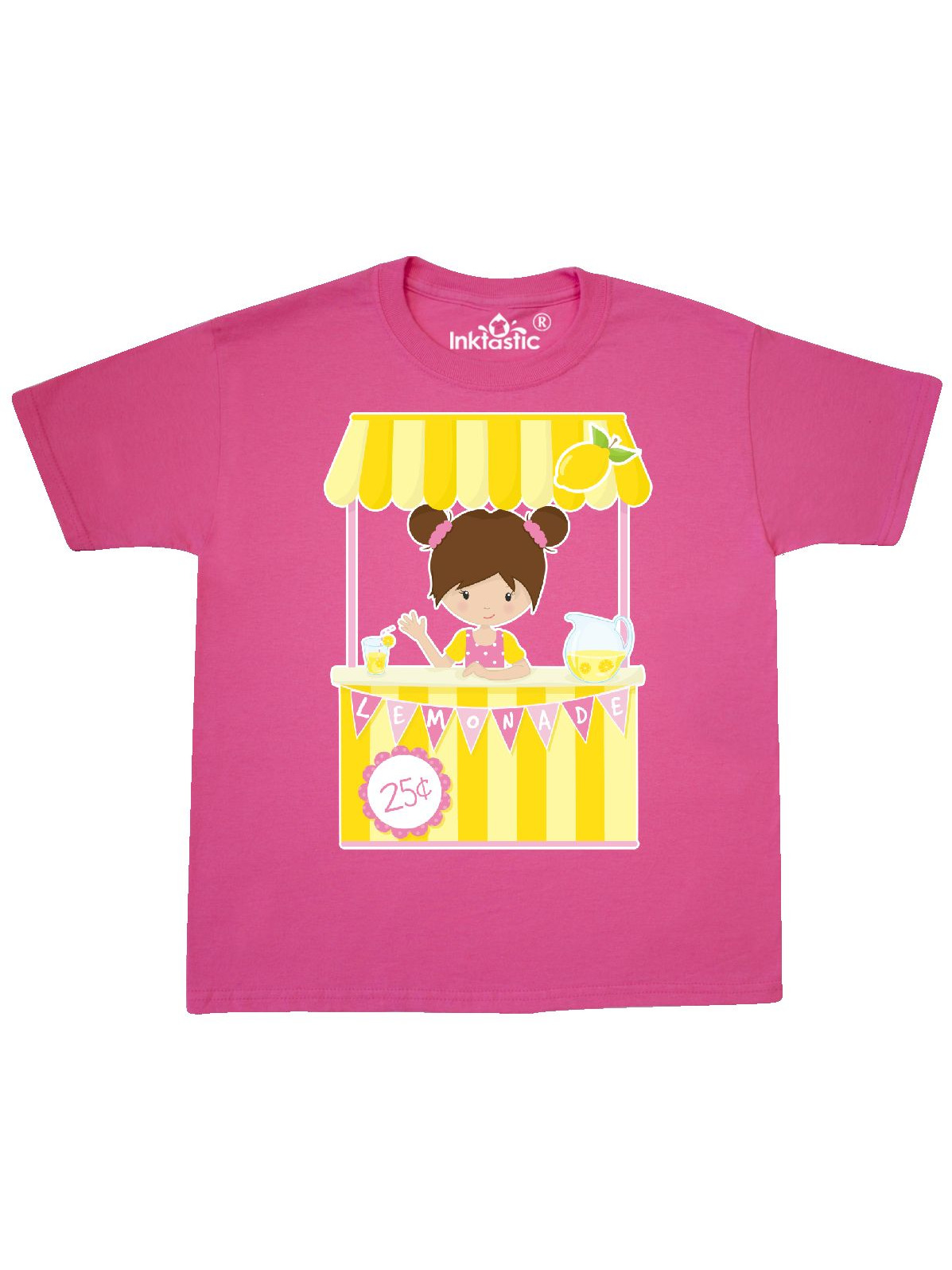 Girl with a Lemonade Stand Youth T-Shirt