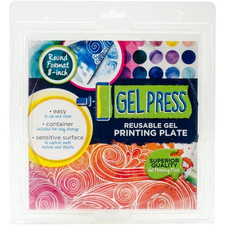 Gel Press Gel Circle 8