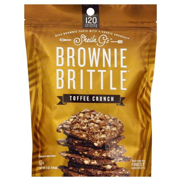 Brownie Brittle Brownie Brittle  Brownie Brittle, 5 oz