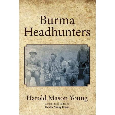 Burma Headhunters - eBook