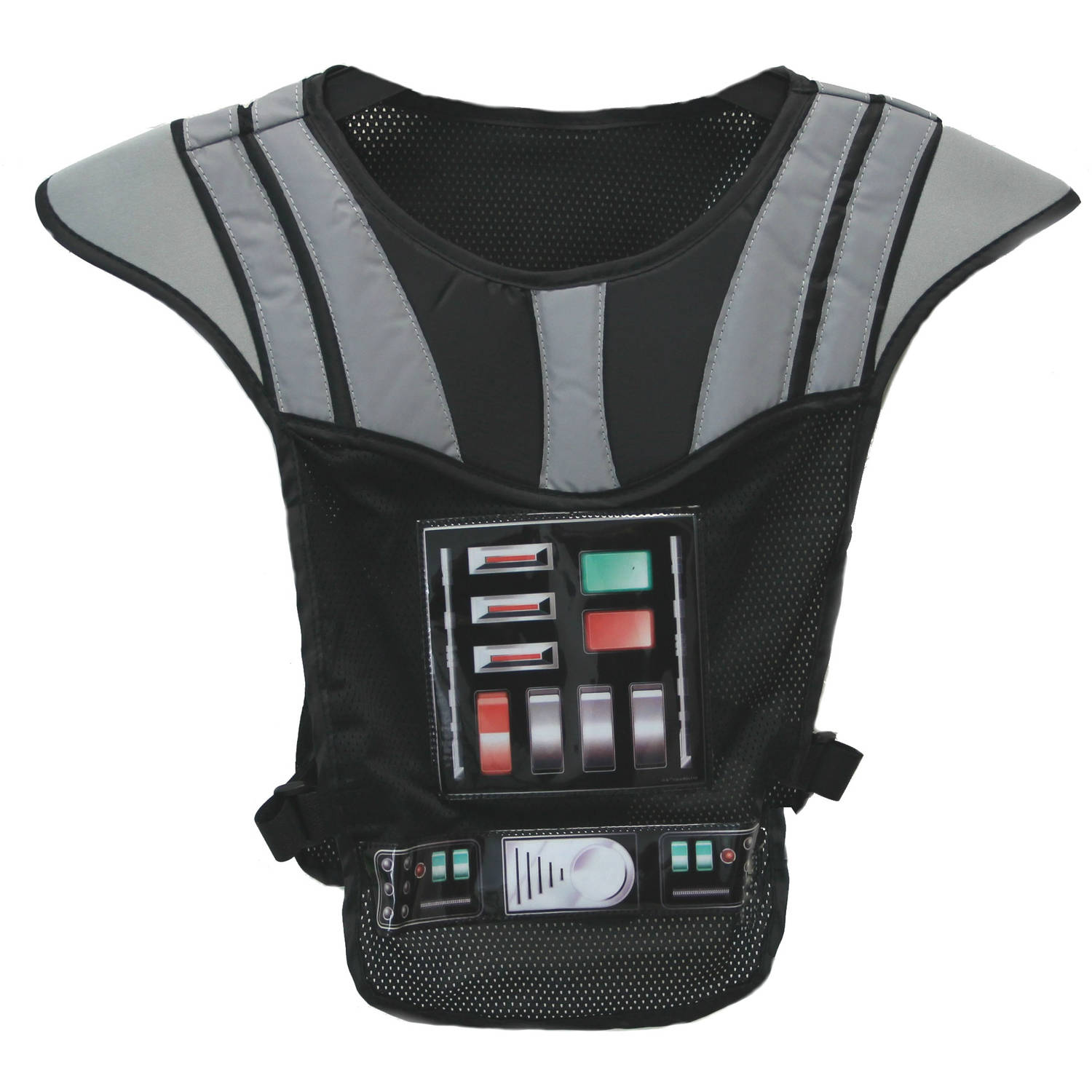 Bell Star Wars Darth Vader Reflective Safety Vest, Black