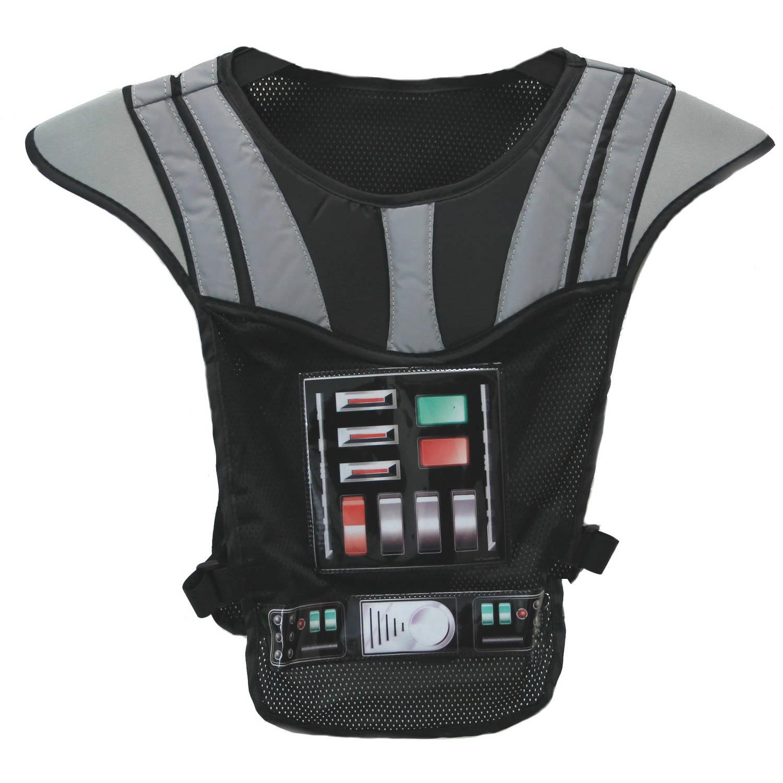 Bell Star Wars Darth Vader Reflective Safety Vest, Black