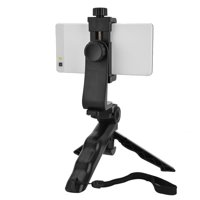 Fugacal Phone Holder Tripod Handheld Stabilizer Hand Grip Mount for Smartphone, Smartphone Handheld, Phone Holer Tripod