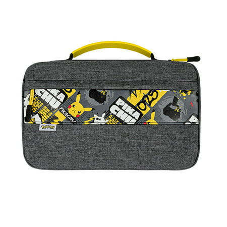 PDP, Commuter Case, Nintendo Switch, Pikachu, 500-164