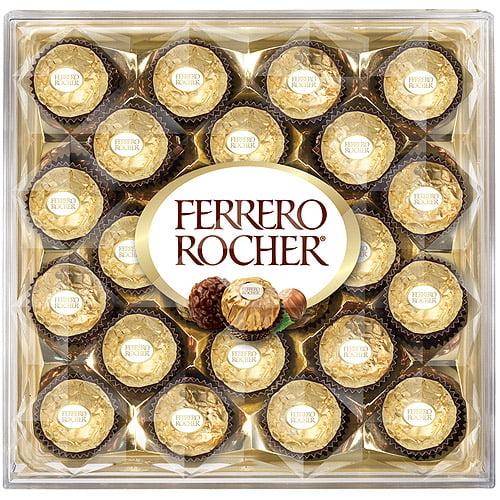 Ferrero Rocher® Fine Hazelnut Chocolates 10.6 oz. Pack