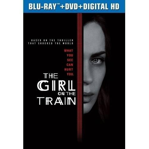 The Girl On The Train (Blu-ray + DVD + Digital HD) (Widescreen)