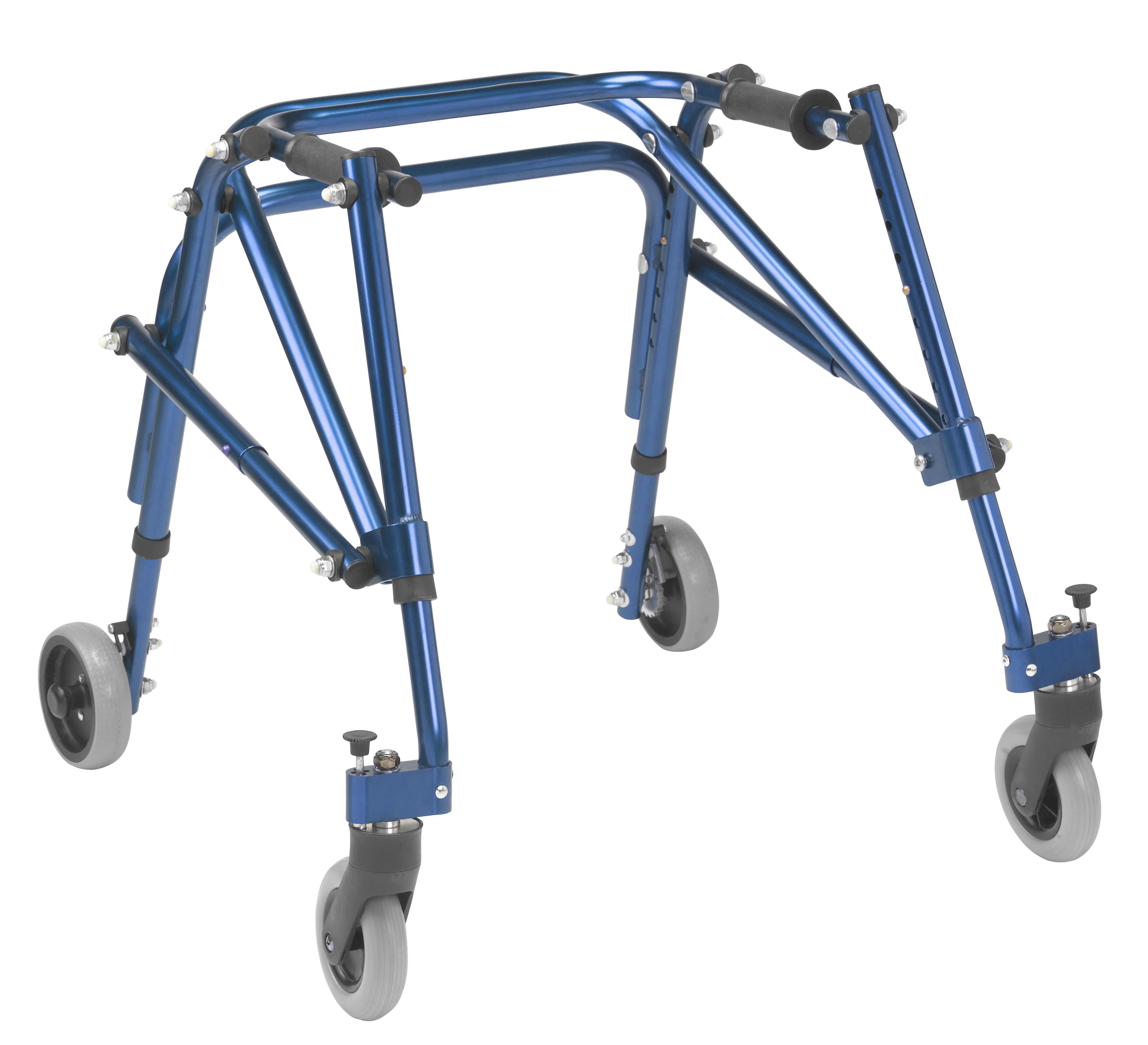 Inspired by Drive Nimbo 2G Lightweight Posterior Walker, Small, Knight Blue